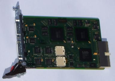 Carte de superposition ARINC818 SDI
