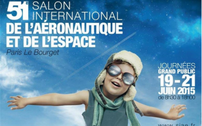 Invitation au Salon du Bourget 2015