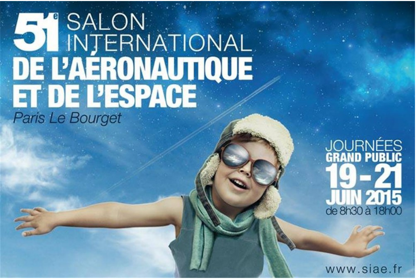 Bourget show 2015