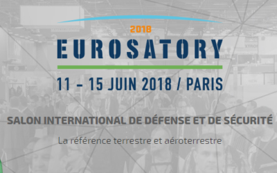 Eurosatory : Defense & Security International Exhibition 2018