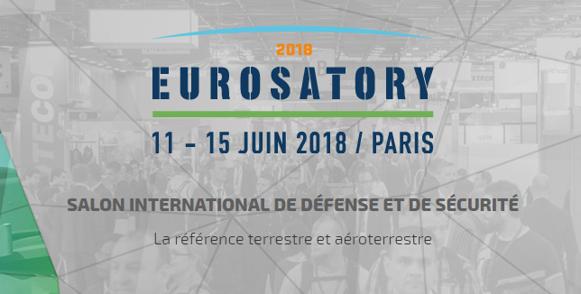 Eurosatory : Salon international de Défense et de Sécurité